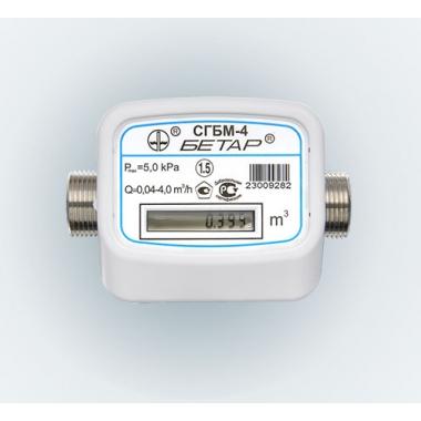 Газовые счетчики Бетар Счетчик газа СГБМ-4 Бетар  цена, купить в Йошкар-Оле