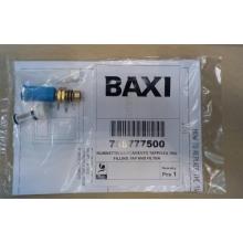 Запасные части Baxi Кран заполнения для котлов BAXI (766947000) 768777500, 710046600 цена, купить в Йошкар-Оле