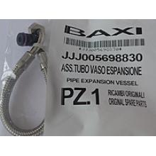 Запасные части для газовых котлов Baxi Трубка расширительного бака цена, купить в Йошкар-Оле