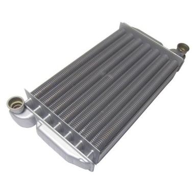 Запасные части Baxi Теплообменник основной с клипсами (620870) для LUNA-3 цена, купить в Йошкар-Оле
