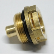 Запасные части Baxi Заглушка гидравлической системы BAXI (600750)  цена, купить в Йошкар-Оле