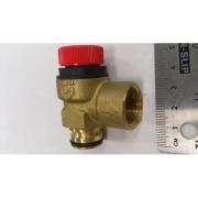 Запасные части Baxi Клапан предохранительный 3 бар BAXI (6306101022)  цена, купить в Йошкар-Оле