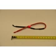 Запасные части Baxi Кабель электрода розжига (зажигания) 250мм BAXI (710430800) 8612400 цена, купить в Йошкар-Оле