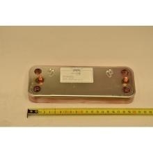 Теплообменник ГВС на 10 пластин BAXI (711612600)