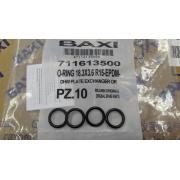 Уплотнение вторичного теплообменника 18,3x3,6 для котлов BAXI (711613500)