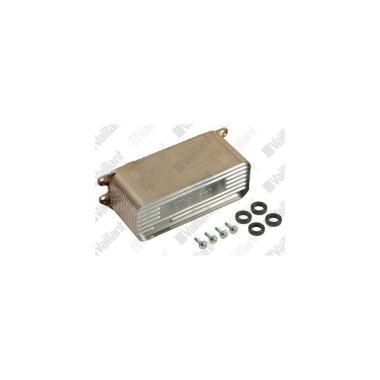 Запасные части Vaillant Теплообменник ГВС 35 пластин для котлов Vaillant turboTEC plus 32, 36 кВт (0020025041) цена, купить в Йошкар-Оле