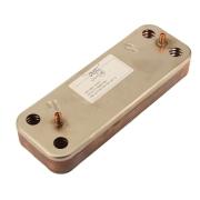 Запасные части Baxi Теплообменник ГВС на 10 пластин (5686660) цена, купить в Йошкар-Оле