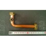 Запасные части Baxi Трубка возврата из бойлера BAXI (3602410)  цена, купить в Йошкар-Оле