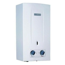 Bosch, газовая колонка W10