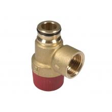 Запасные части для газовых котлов Baxi Гидравлический предохранительный клапан 3 бар. 9951170 цена, купить в Йошкар-Оле