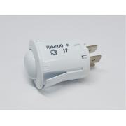Запасные части  Кнопка электро розжига ПКН-500-2 белая цена, купить в Йошкар-Оле