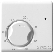 Комплектующие для монтажа IMIT Комнатный термостат IMIT ТА5 (546770) цена, купить в Йошкар-Оле