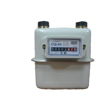 Газовые счетчики  СГД-G4 счетчик газовый (правый)  цена, купить в Йошкар-Оле