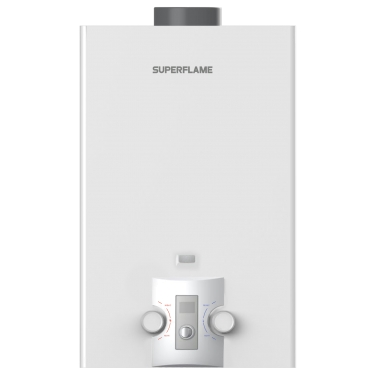 Газовые колонки Superflame Газовая колонка Superflame SF 0320 10 L  цена, купить в Йошкар-Оле