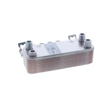 Запасные части Vaillant Вторичный теплообменник Vaillant atmoМАХ, turboМАХ pro/plus VUW 18-28 кВт (артикул 065153) 20 пластин цена, купить в Йошкар-Оле