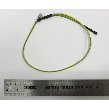 Запасные части Baxi Провод электрический заземляющий для блока двойного розжига BAXI (711635600) цена, купить в Йошкар-Оле