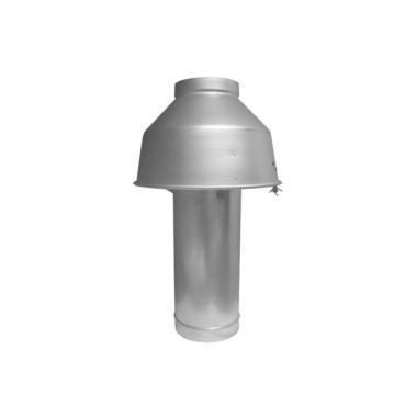 Комплектующие для монтажа Baxi BAXI, Дымовой колпак со стабилизатором диаметр 160 мм для Slim 1.490 iN  цена, купить в Йошкар-Оле