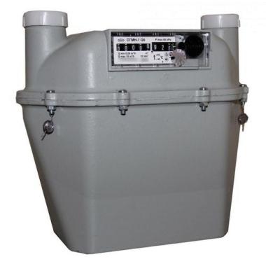 Счетчик газовый СГМН-1М- G4