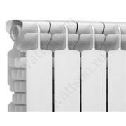 Радиатор алюминиевый Alum 500 04 секц
