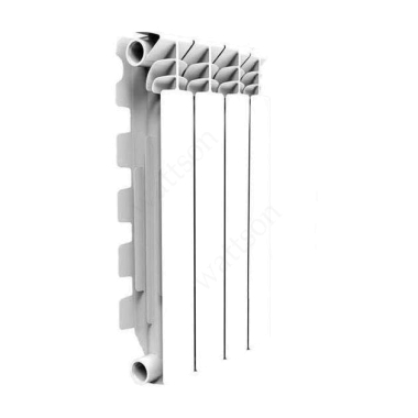 Радиаторы  Радиатор алюминиевый EXCLUSIVO B3 500/100 4 секц цена, купить в Йошкар-Оле