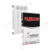 Радиатор LUX 80/350 10 секц