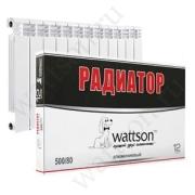 Радиаторы WATTSON Радиатор AL 500 080 12 цена, купить в Йошкар-Оле