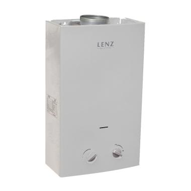 Газовые колонки LENZ Lenz Technic, Колонка газовая 10L SILVER цена, купить в Йошкар-Оле