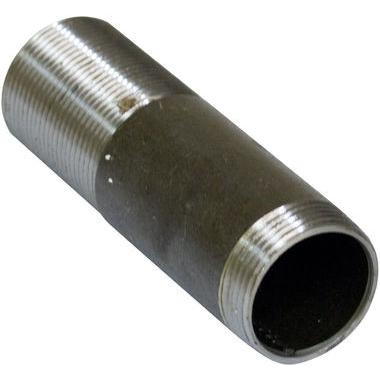 Комплектующие для монтажа  Сгон, стальной, Ду 25, L-150, удлиненный цена, купить в Йошкар-Оле
