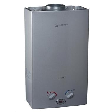 Газовые колонки WERT Проточный водонагреватель Wert 10LC Silver цена, купить в Йошкар-Оле