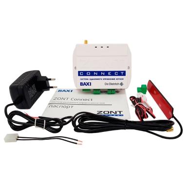 Комплектующие для монтажа Baxi BAXI Система удаленного управления котлом ZONT Connect цена, купить в Йошкар-Оле